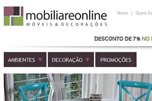 MOBILIARE ONLINE   E-COMMERCE DE MOVÉIS & DECORAÇÕES