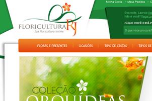 FLORICULTURA RJ   E-COMMERCE FLORICULTURA