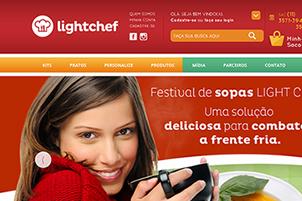LIGHT CHEF -  COMIDAS CONGELADAS DELIVERY